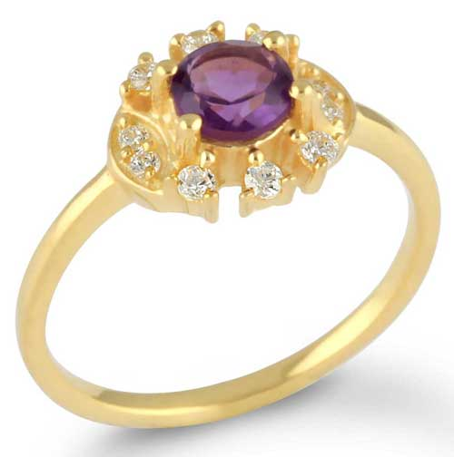 Wholesale Extended Line of Wholesale Rings (Product ID = 1195_R8_Amethyst_ 2.00)