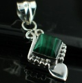 Wholesale Silver Pendants (Product ID = pn714ml)