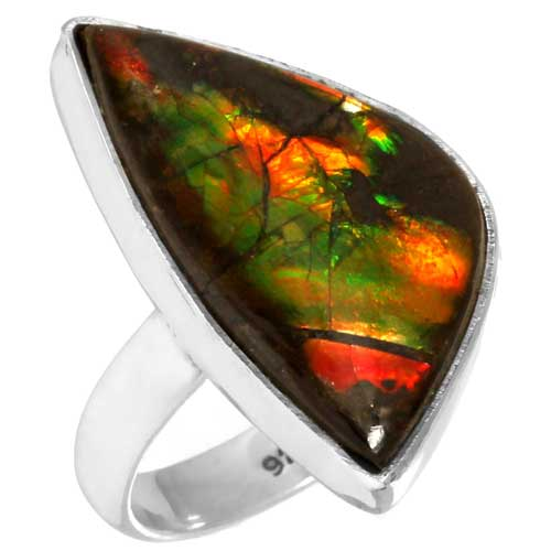 wholesale Wholesale Sterling Silver Gemstone Ring (19451_R5.5)
