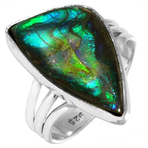 wholesale Wholesale Sterling Silver Gemstone Ring (19471_R6)
