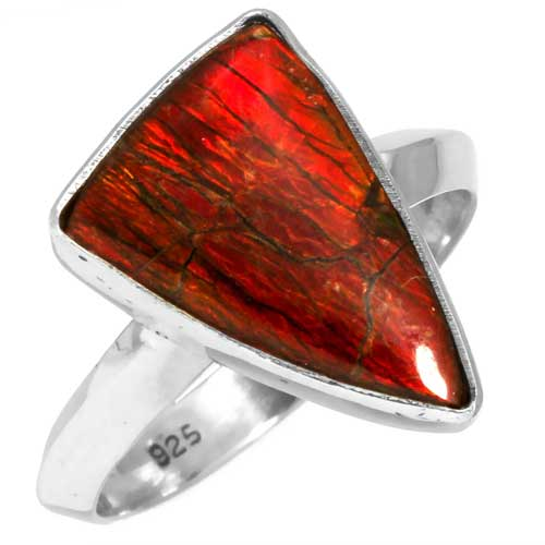 wholesale Wholesale Sterling Silver Gemstone Ring (19474_R8.5)