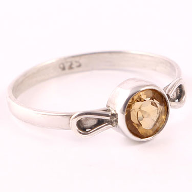 wholesale Wholesale Sterling Silver Gemstone Ring (R032CT_7)