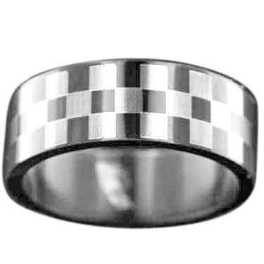 Stainless Steel Ring (SSRG135_10)