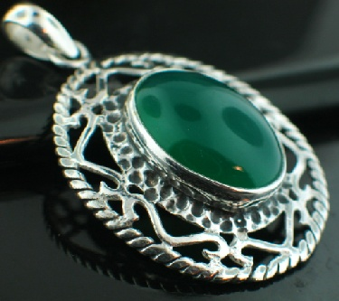 wholesale Silver Plated Pendant (psp301gx)