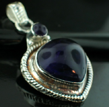 wholesale Silver Plated Pendant (psp477ame)