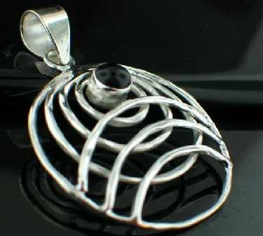 wholesale Silver Plated Pendant (psp78bx)