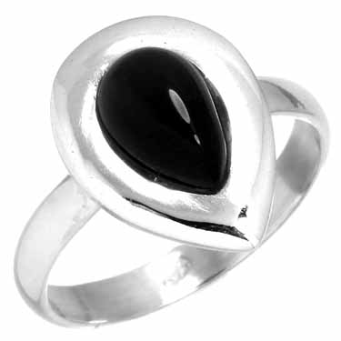 wholesale Sterling Silver Gemstone Ring (rg218bx_7)