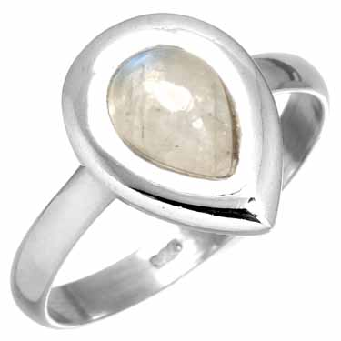 wholesale Sterling Silver Gemstone Ring (rg218rm_9)