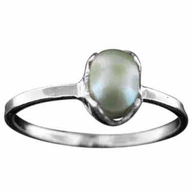 wholesale Sterling Silver Gemstone Ring (rg707mp)