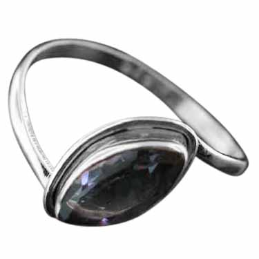 wholesale Sterling Silver Gemstone Ring (rg812amef)