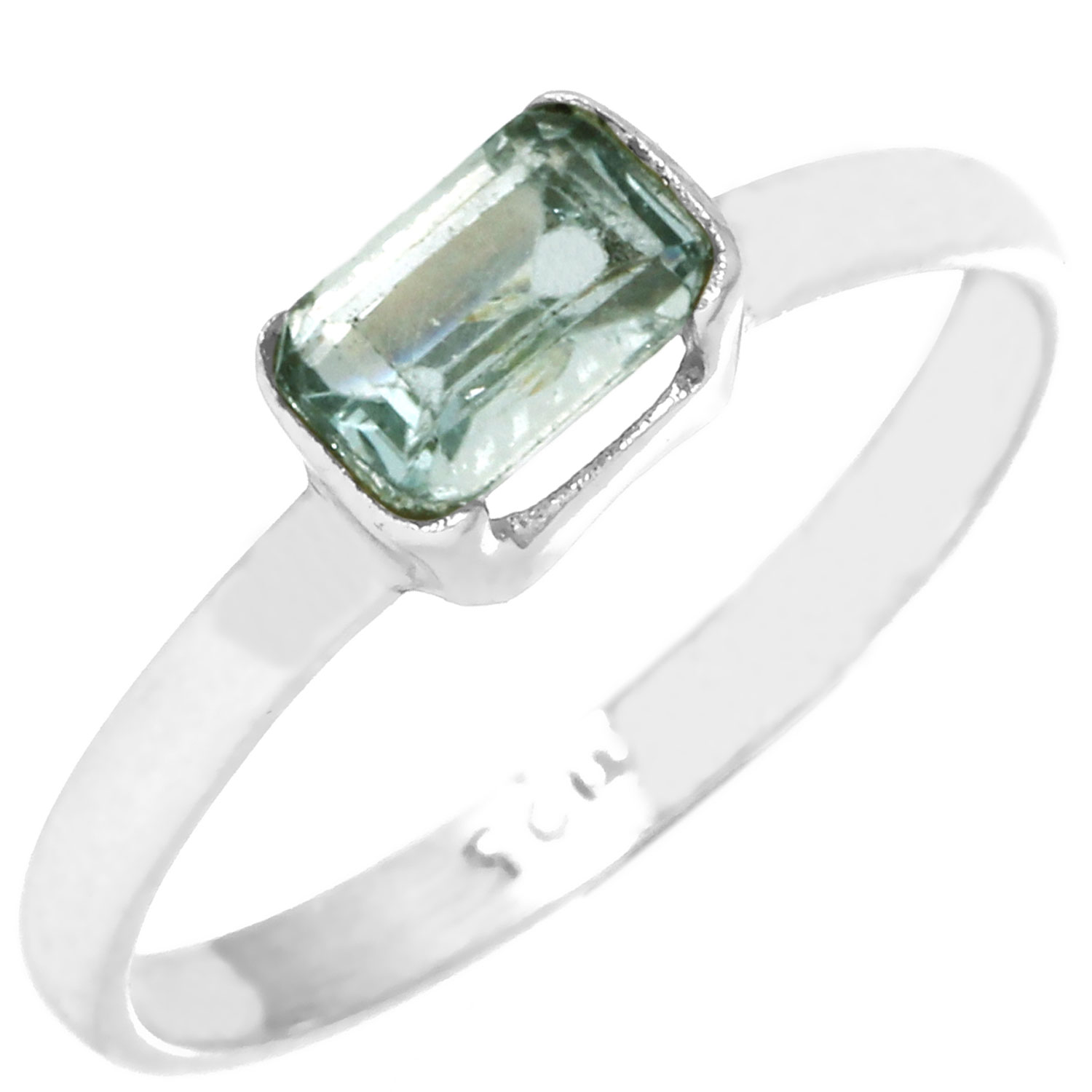 wholesale Wholesale Sterling Silver Gemstone Ring (rg912btpf_8)