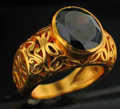 wholesale 24k Gold Plated Ring (rgg305R)