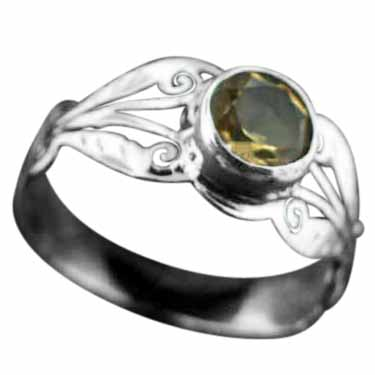 wholesale Sterling Silver Gemstone Ring (rn16ctf_5)