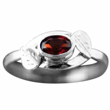 wholesale Sterling Silver Gemstone Ring (rn39bgrf_5)