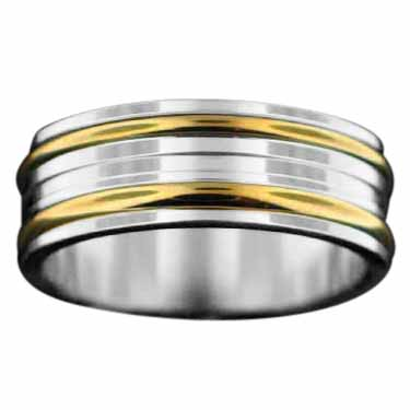 wholesale Stainless Steel Ring (srg155_11)