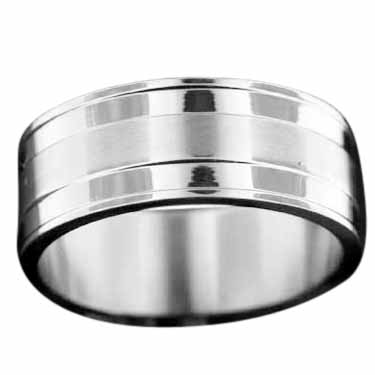 Stainless Steel Ring (srg31)