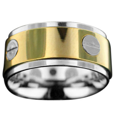 Stainless Steel Ring (srg92g)
