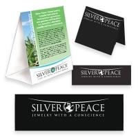 Wholesale Silver Peace Marketing Kit (Product ID = SP_Kit01)
